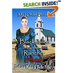 ISBN:B071X72CXQ Mail Order Bride by Indiana    Wake and Belle    Fiffer