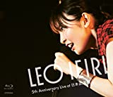 5th Anniversary Live at 日本武道館 [Blu-ray]
