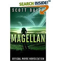 ISBN:B072PYDH9M Magellan by Scott    Baird