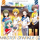 【Amazon.co.jp限定】 THE IDOLM@STER MILLION LIVE! M@STER SPARKLE 02 (02&03連動購入特典:「デカジャケット(2枚セット)」引換シリアルコード付)