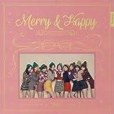 Twice 1stアルバム リパッケージ - Merry & Happy (ランダムバージョン)