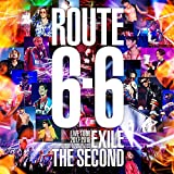 """EXILE THE SECOND LIVE TOUR 2017-2018""""ROUTE 6・6""""(Blu-ray Disc 2枚組)(初回生産限定盤)"""