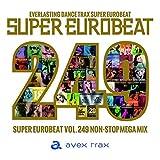 SUPER EUROBEAT VOL.249(ALBUM2枚組)