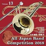 全日本吹奏楽コンクール2018 大学・職場・一般編III<Vol.13>