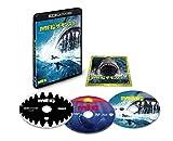 MEG ザ・モンスター 4K ULTRA HD&3D&2Dブルーレイセット (初回仕様/3枚組/ステッカー付き) [Blu-ray]