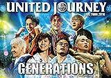 【早期購入特典あり】GENERATIONS LIVE TOUR 2018 UNITED JOURNEY(Blu-ray Disc2枚組)(初回生産限定盤)(オリジナルステッカー付)