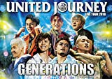 GENERATIONS LIVE TOUR 2018 UNITED JOURNEY(Blu-ray Disc2枚組)