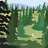 CHEN(EXO)-April and a Flower April Ver.(輸入盤)